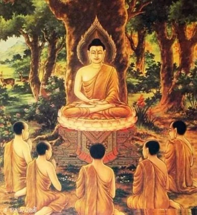 buddha-first-sermon