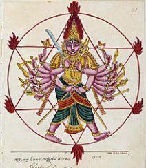 chakra-ayudhapurusha