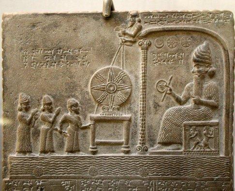 shamash-tablet