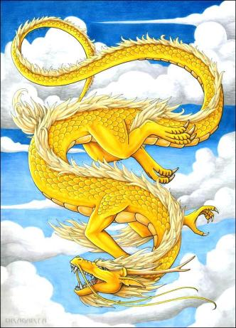 yellow-dragon