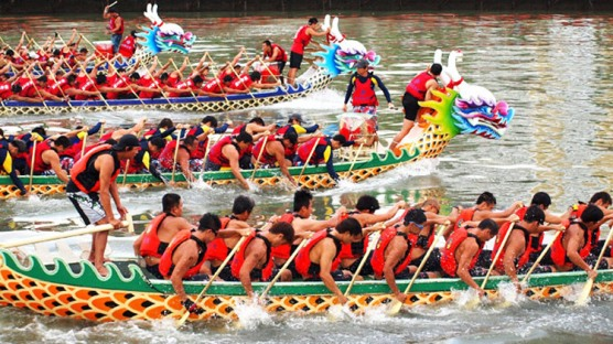 dragon-boat-racing