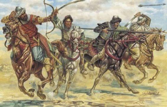 the-seljuk-turks-cavalry