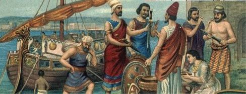 Phoenician-traders