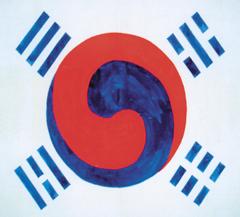 朴泳孝作_朝鮮國旗