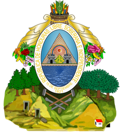 Coat of arms of Honduras (wikipedia.org)