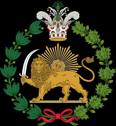 qajar-lion-and-sun